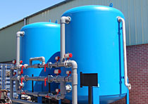 Water and sewage treatment